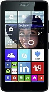 Microsoft Lumia 640-8 GB, 3G, Wi-Fi, Black