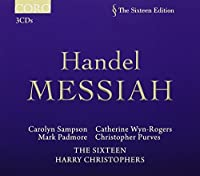 Handel: Messiah (The Sixteen, Harry Christophers) (Coro) by The Sixteen Harry Christophers (2008-09-09)