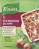 Knorr Fix Würzbasis (für Pasta: Ofen-Makkaroni Alla Mamma) 3 Portionen, 48g
