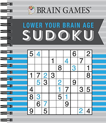 Brain Games - Lower Your Brain Age - Sudoku