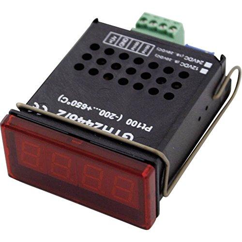 Preisvergleich Produktbild Greisinger GTH 2448 / 4 Temperatur-Messgerät -200 bis +650°C Fühler-Typ Pt1000