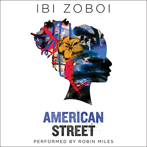 American Street audiobook cover art