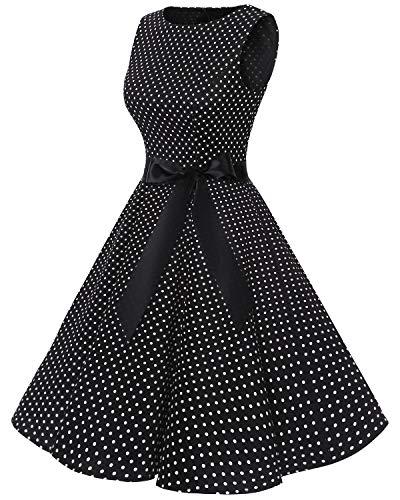 Petticoat Kleid 50er Jahre schönes Retro ~ Vintage & Rockabilly ~ Style - 3