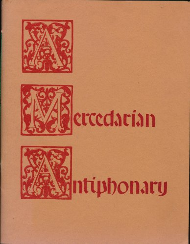 A Mercedarian Antiphonary With Notes on Painted Ornaments by E. Boyd. Museum of New Mexico Symbol Series, No. 1