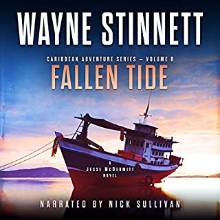 Fallen Tide: A Jesse McDermitt Novel audiobook cover art