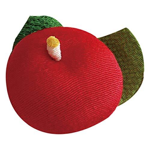 和光(わこう) 和雑貨 香の花 ちりめん和菓子 赤つばき