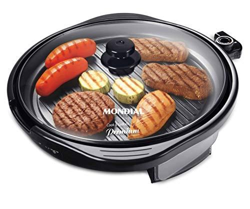 Grill Mondial, Cook & Grill 40cm Premium, 220V, Preto, 1270W - G-03