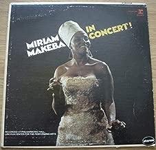 Miriam Makeba - In Concert - Reprise Records - RS-6253