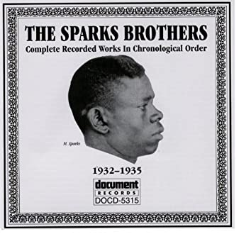 The Sparks Brothers 1932-1935