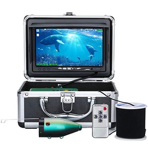 Underwater Fishing Camera, Anysun Fish Finder Camera with DVR Recorder Waterproof IP68 Underwater...