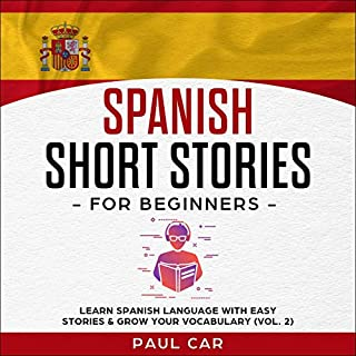Spanish Short Stories for Beginners (Spanish Edition) cover art