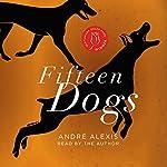 Fifteen Dogs cover art