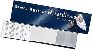 Games Against Wizardblood - Contains 1402 Cards Potter Adult Party Fillin Blanks Game Original Set Bundle Big Black Box Case