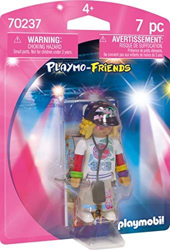 PLAYMOBIL PLAYMO-FRIENDS 70237 Rapperin, ab 4 Jahren