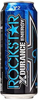 Rockstar Xdurance Energy Drink 25% More Caffeine, 500 ml, (Pack of 12) - Packaging May Vary (B0055655CM) | Amazon price tracker / tracking, Amazon price history charts, Amazon price watches, Amazon price drop alerts