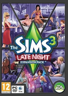 The Sims 3: Late Night (PC/Mac DVD)