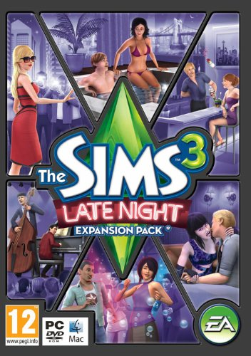 The Sims 3: Late Night (PC DVD) [Edizione: Regno Unito]
