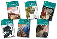 Oxford Reading Tree TreeTops Classics: Level 16: Pack of 6