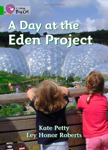 A Day at the Eden Project Workbook (Collins Big Cat)