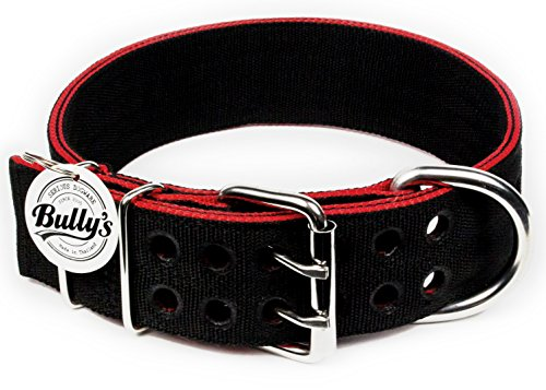 Heavy Duty Nylon Bully Collar