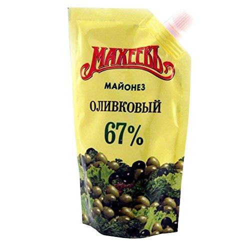 Salatmayonnaise mit Olivenöl, Macheew