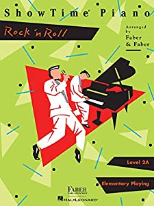 ShowTime Piano Rock 'n Roll - Level 2A
