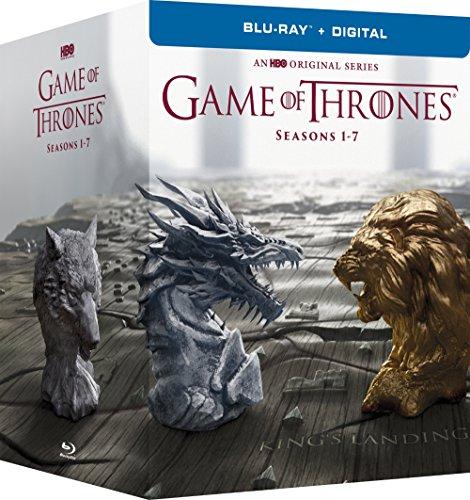 Game of Thrones Seasons 1-7 Blu-ray Set
