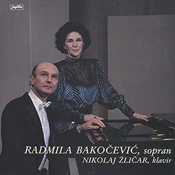 Radmila Bakočević-Sopran I Nikolaj Žličar-Klavir