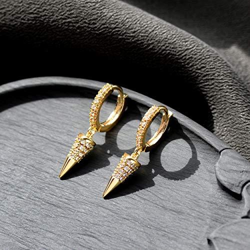 Huggie Hoop Earrings for Women Girls 14k Really Gold Plated Evil Eye Huggie Earrings Tiny Huggy Snake Hoop Earrings Cute Hoop Sleeper Earrings Gifts