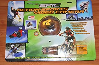 EPIC Stealth Cam - Action Sports Camera
