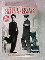 Charlie Chaplin & Buster Keaton: Legends of The Silver Screen