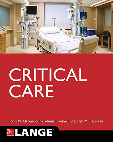 Lange Critical Care (English Edition)