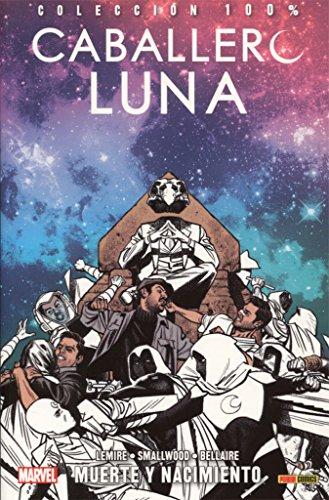 Caballero Luna 6. Muerte y nacimiento (COLECCIÓN 100% MARVEL)