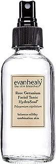 Rose Geranium Facial Tonic HydroSoul 4oz liquid by evanhealy