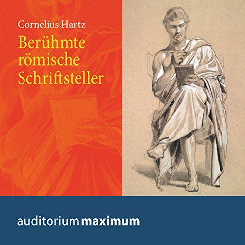 Berühmte römische Schriftsteller cover art