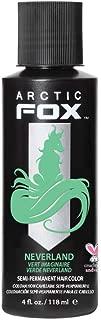 Arctic Fox Vegan and Cruelty-Free Semi-Permanent Hair Color Dye (4 Fl. Ounces, Neverland)