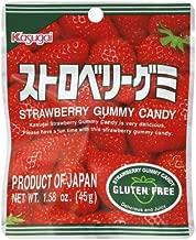 Kasugai Gummy Strawberry, 1.76 oz