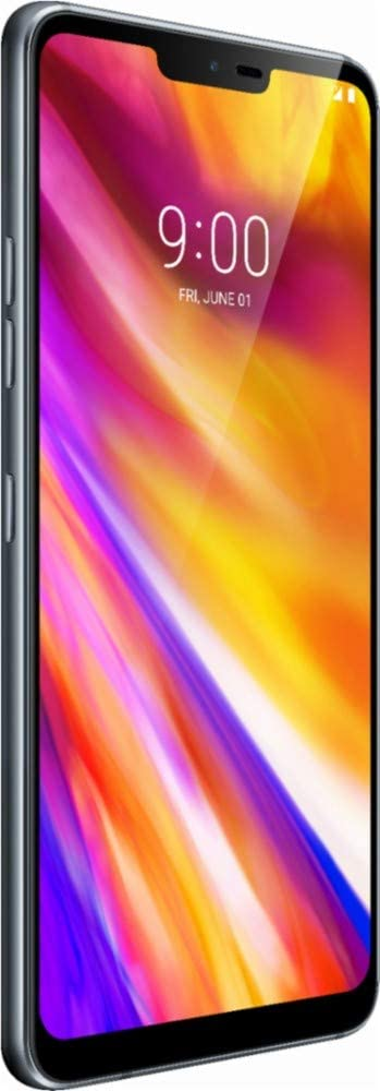 LG Discount mail order G7 ThinQ - Outstanding Platinum Renewed Sprint 64GB Gray