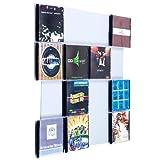 CD-Wall CD-Regal/Farbige Design CD-Wand/CD Wandregal/CD Wandhalter/CD Halter Square...