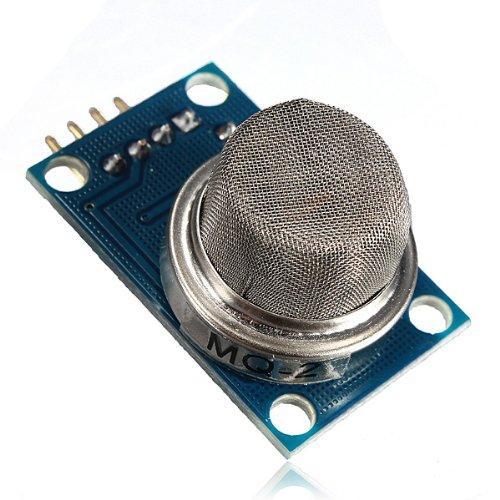 MQ-2 Gas Sensor Module Rauch Methan Butan Detection 300-10000ppm für Arduino