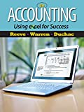 Aplia for Reeve/Warren/Duchac s Accounting Using Excel for Success, 2nd Edition