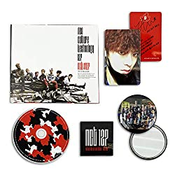 NCT 127 1st Mini Album - [ NCT # 127 ] CD + Photobook + Sticker + Photocard 'NCT 127's Debut Album'