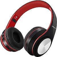 (Renewed) Fire-Boltt Blast 1000 Hi-Fi Stereo Over-Ear Wireless Bluetooth Headphones with Foldable Earmuffs, 20-Hours...