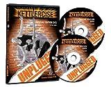 Kettlercise Unplugged 2 Disc DVD - The World's No#1 Kettlebell Class Home Workout