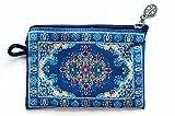 Oriental Carpet Woven Coin Change Purse- Kazak Collection