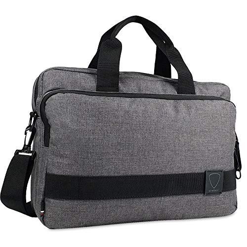 Strellson Northwood Briefbag MHZ Dark Grey
