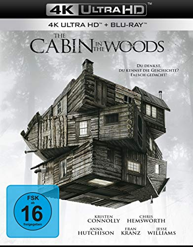 The Cabin in the Woods (4K Ultra HD) (+ Blu-ray 2D)