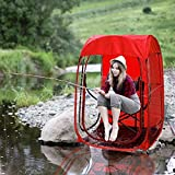 Todaytop Canopy For Fishing,1 Person Outdoor Sport Events Viewing Canopy,Double Lightweight Portable Tent