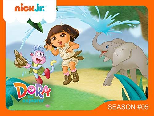Dora the Explorer Season 5