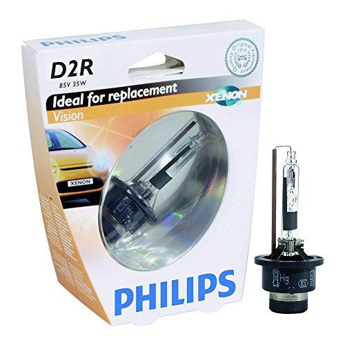 D2R 35W P32d3 Xenon Vision 1st. Philips
